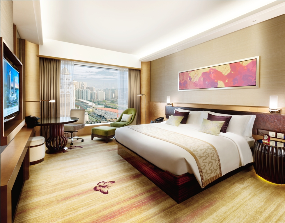 Macau Hotel Rooms