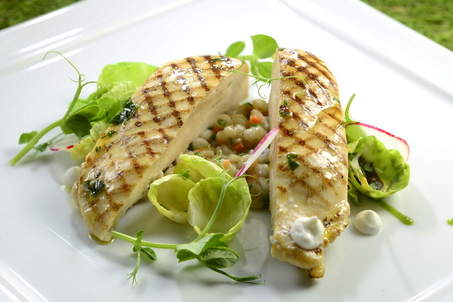 Slow-Roasted All Natural Chicken Breast